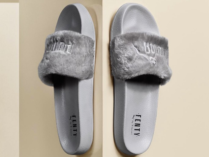 Which Rihanna Puma Slide Colors Are Still Available Online